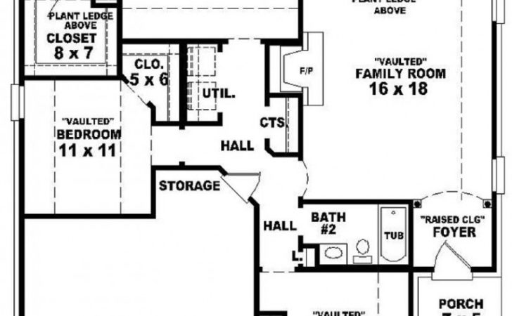 Floor Plans Bedroom House Garage Best Design Ideas