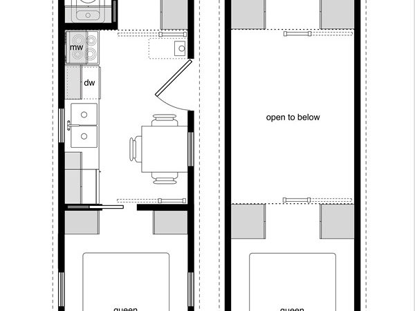 Floor Plans Book Tiny House Design