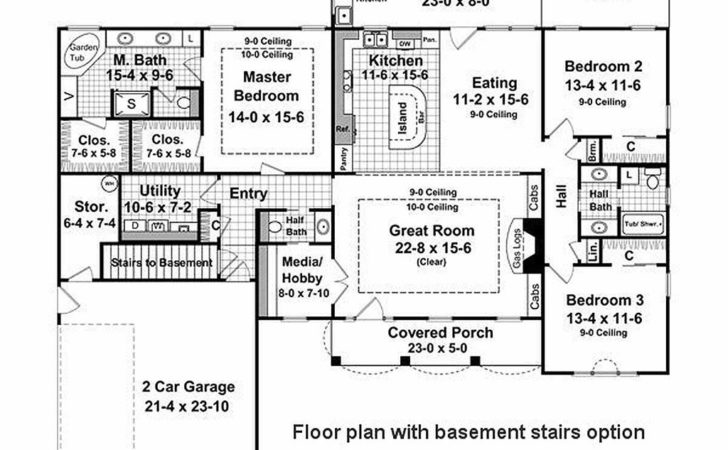 Floor Plans Bungalow