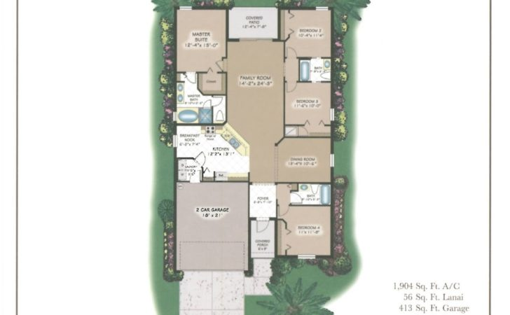 Floor Plans Florida New Homes House Design