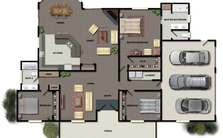 Floor Plans House New Zealand Ltd