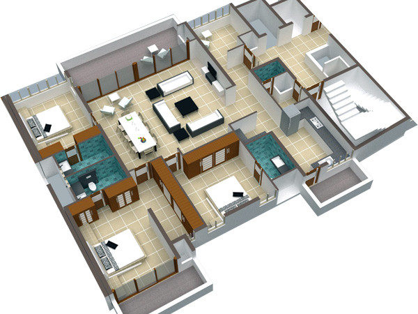 Floor Plans Laburnum Luxury Apartments Projects