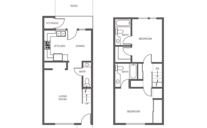 Floor Plans Our Spacious Rental Apartment Homes