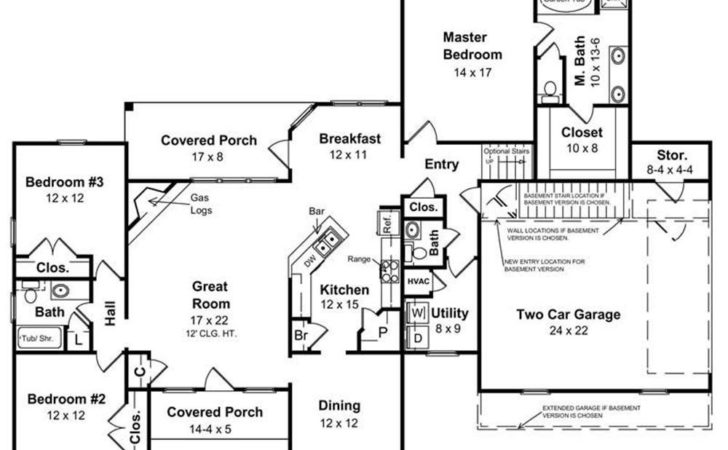 Floor Plans Ranch Style Homes Fresh