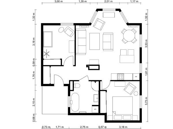 Floor Plans Roomsketcher