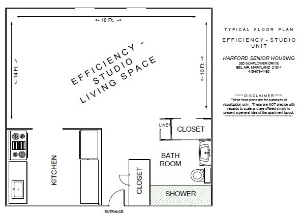 Floor Plans Senior Houses House Home Designs