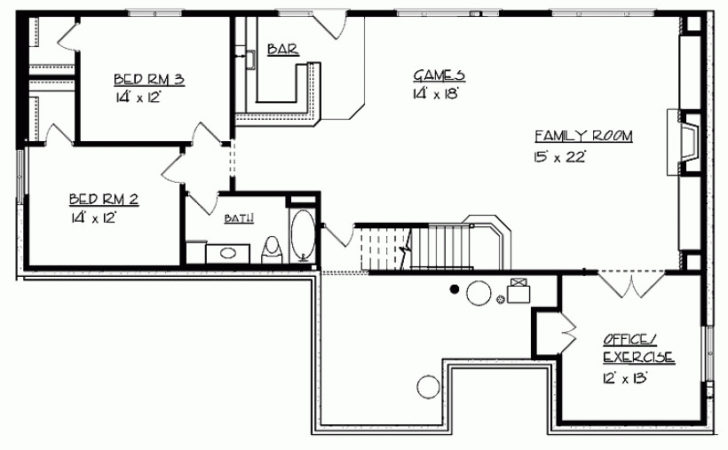 Floor Plans Square Foot Home House