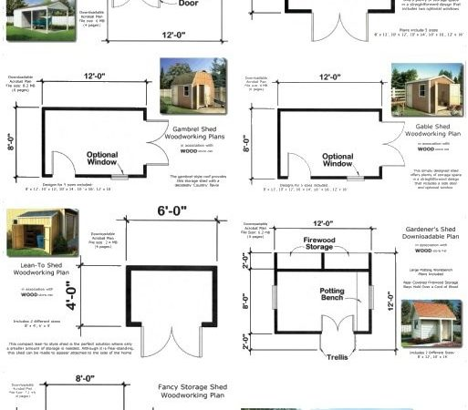 Floor Plans Woodworking Shops House Home Designs