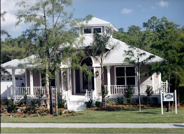 Florida Cracker House Plan Chp Coolhouseplans