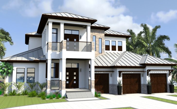 Florida House Plans Mediterranean