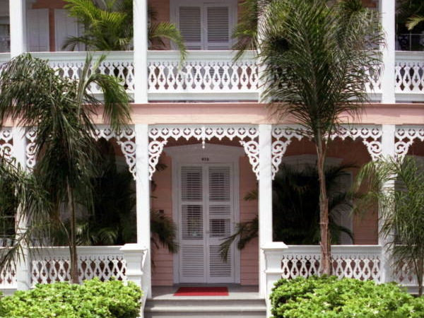 Florida Memory Front Porch Section Victorian Style