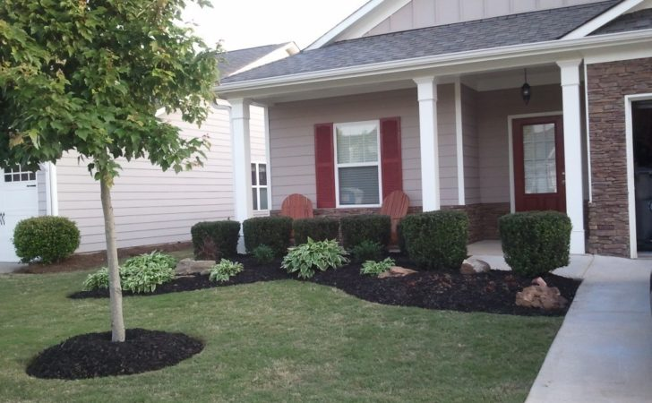 Flower Beds Front House Raised Bed Ideas