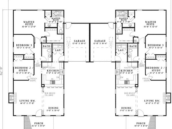 Fordyce Crest Multi Home Plan House