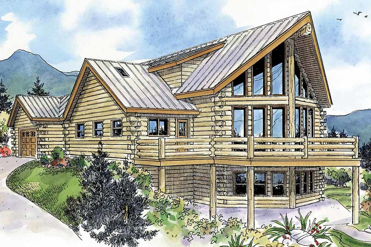 Frame House Plans Kodiak Associated Designs