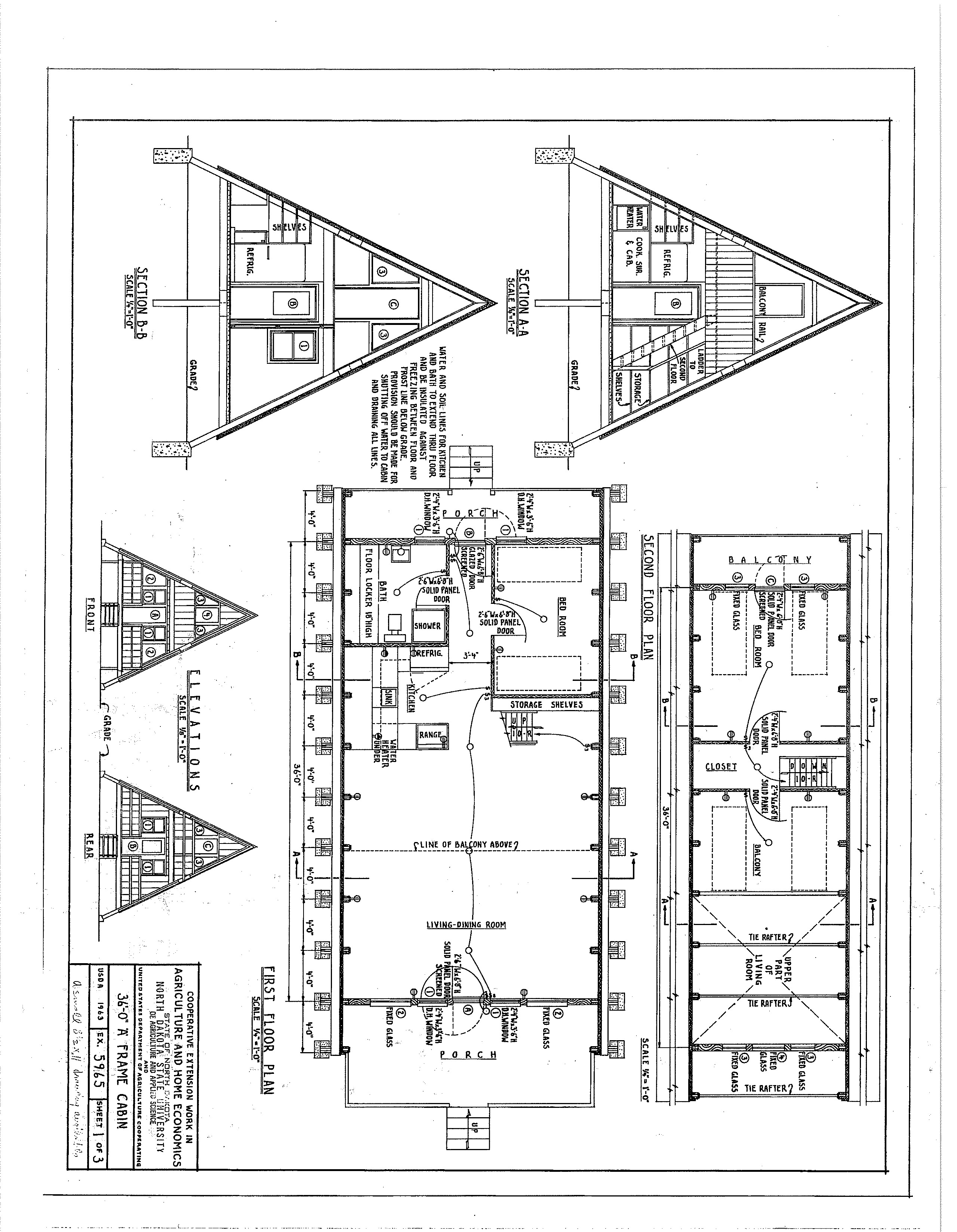 Frame House Plans Sds