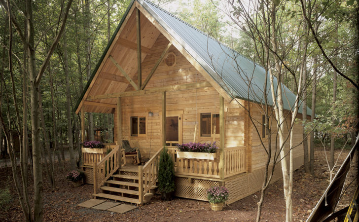 Frame Log Cabin Kits Get Cabins