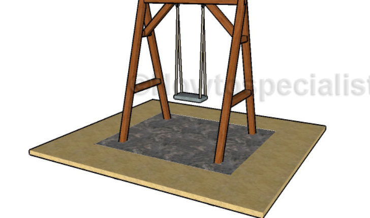 Frame Swing Plans Howtospecialist Build Step
