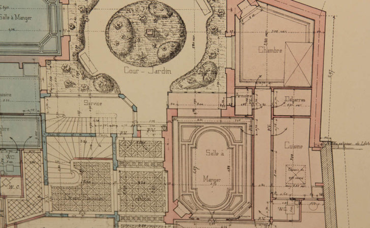 French Architectural Drawings Sale Stdibs