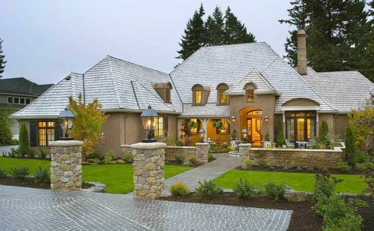 French Country Plans Architectural Designs