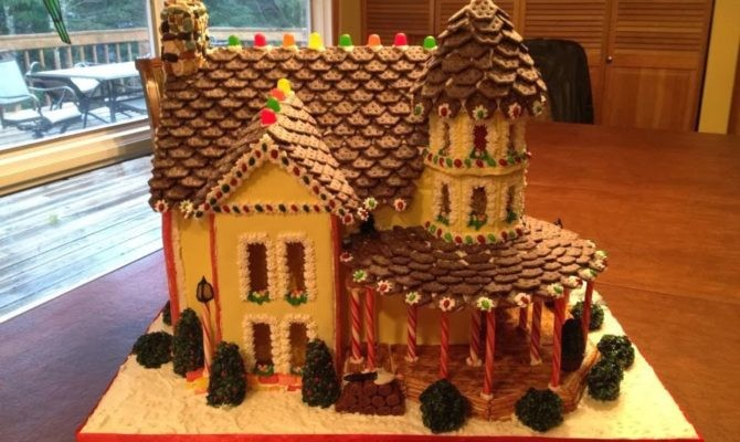Fresh Gingerbread House Patterns Victorian Home Plans