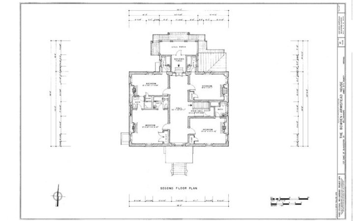 Fresh Historic Colonial House Plans