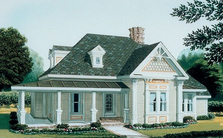Fresh One Story Victorian House Plans Home Building