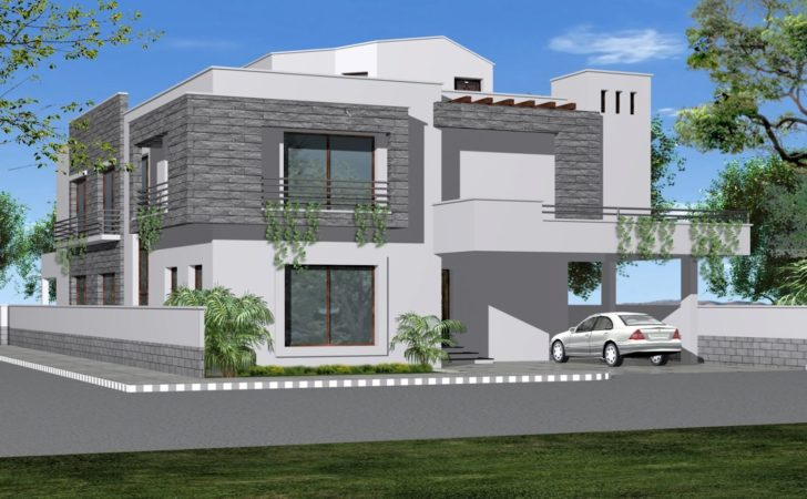 Front Elevation Omahdesigns