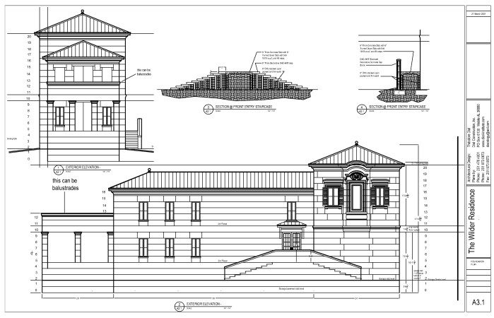 Front Elevation Plans Search Results