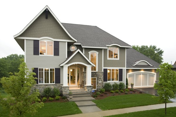 Front House Plans Home Design Style