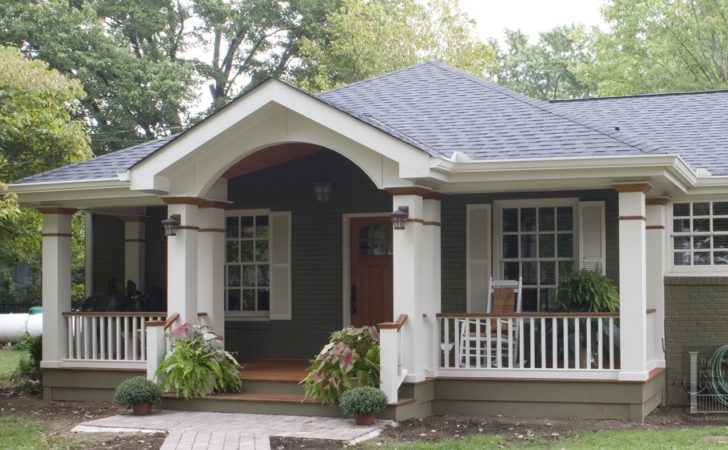 Front Porch Designs Different Sensation Your Old