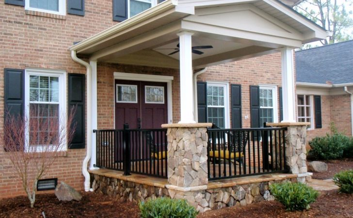 Front Porch Ideas Add More Aesthetic Appeal Your