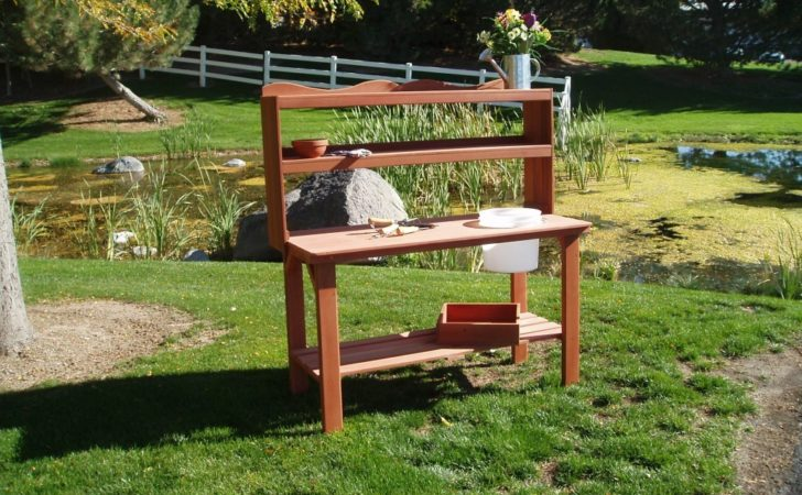 Fun Facts Potting Benches Wood Country