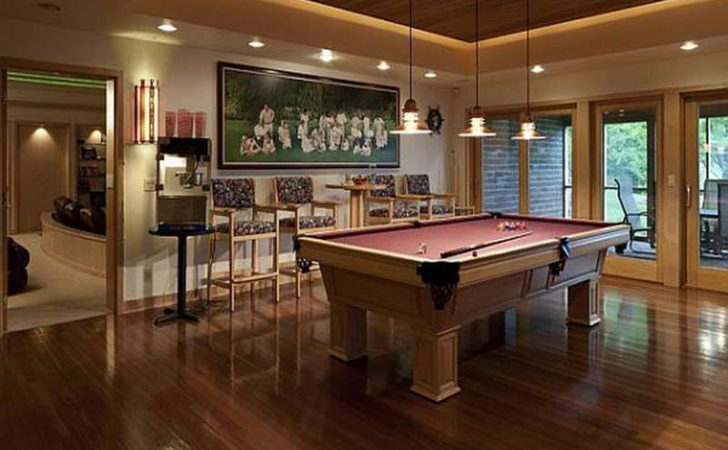 Game Room Decorating Ideas Male Models