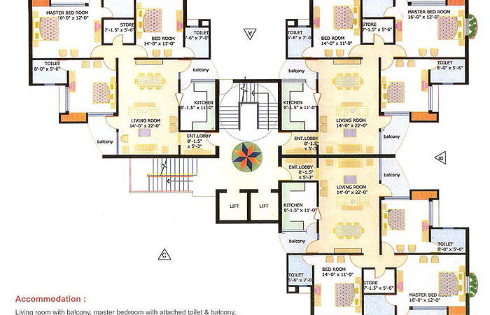 Ganpati Apartments Dabwali Road Bathinda Buy Sale