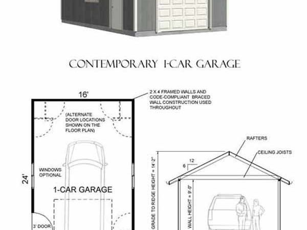 Garage Amazing Plans Design Plan