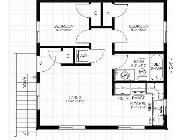 Garage Apartment Plans Home Design