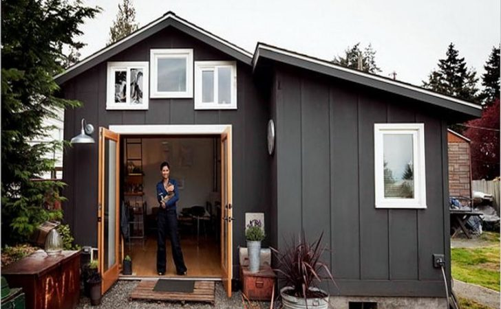 Garage Converting Into Tiny Home