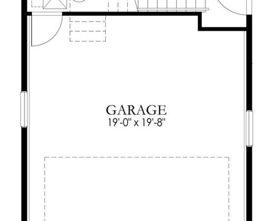 Garage Design Ideas Door Placement Common