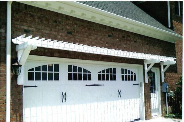 Garage Doors Pinterest Pergola Carriage