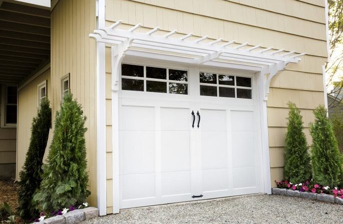 Garage Doors Remarkable Pergola Over Door