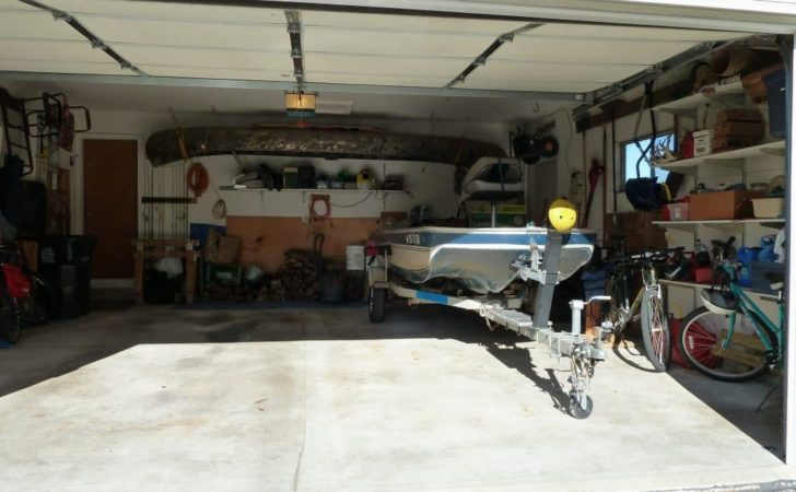 Garage Organizing Tip Maximize Space Can