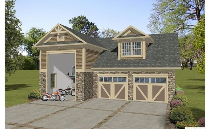 Garage Plan Carriage House Design