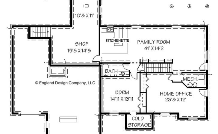 Garage Plans Basements Floor