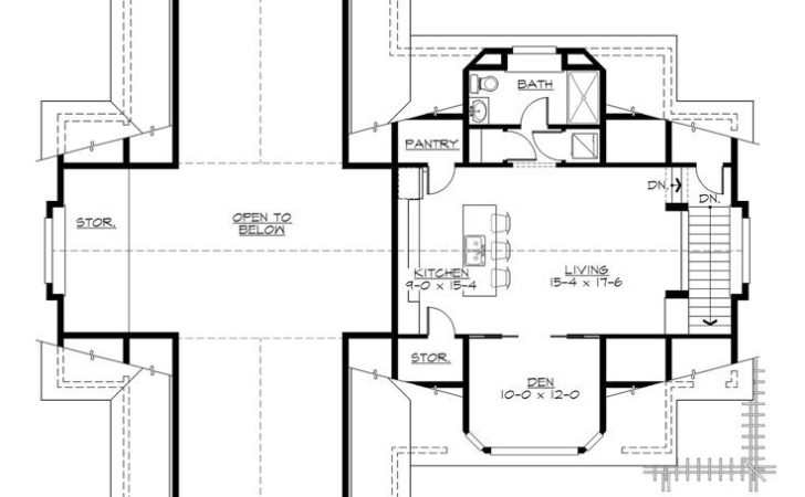 Garage Plans Plan Second Floor