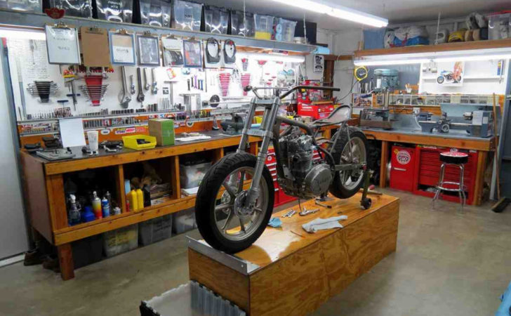 Garage Shop Designs Ideas Modern Workshop