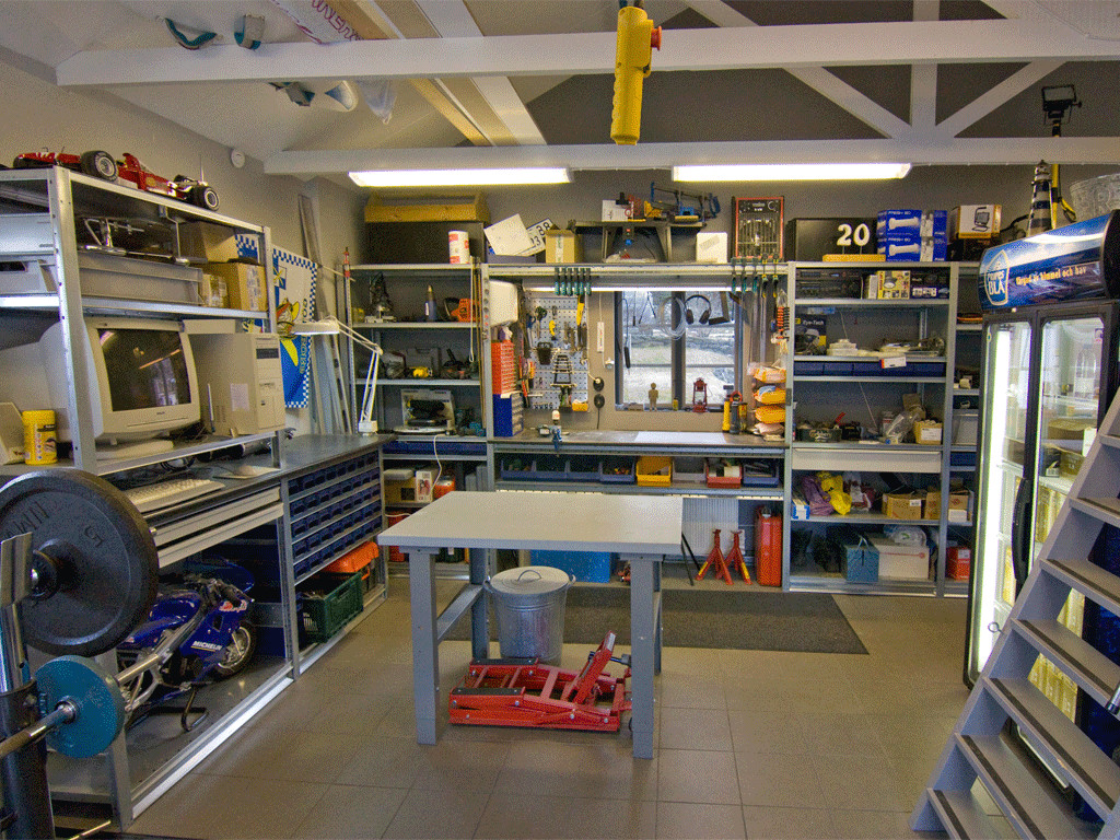 Garage Workshop Products Dexion Special Product