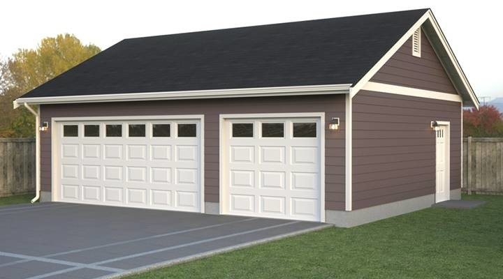 Garages True Built Home Pacific Northwest Builder