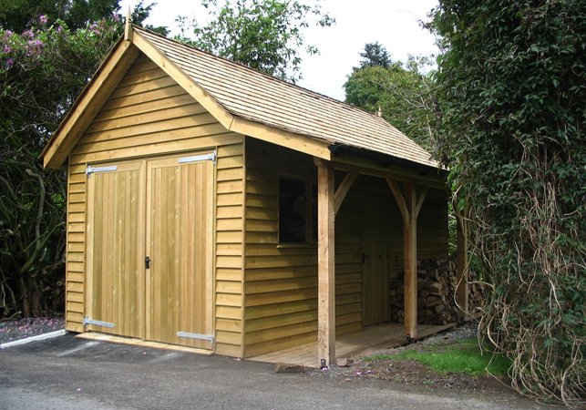 Garages Workshops Woodstyle Joinery