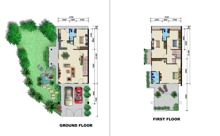 Garden Cottage Floor Plans Pdf