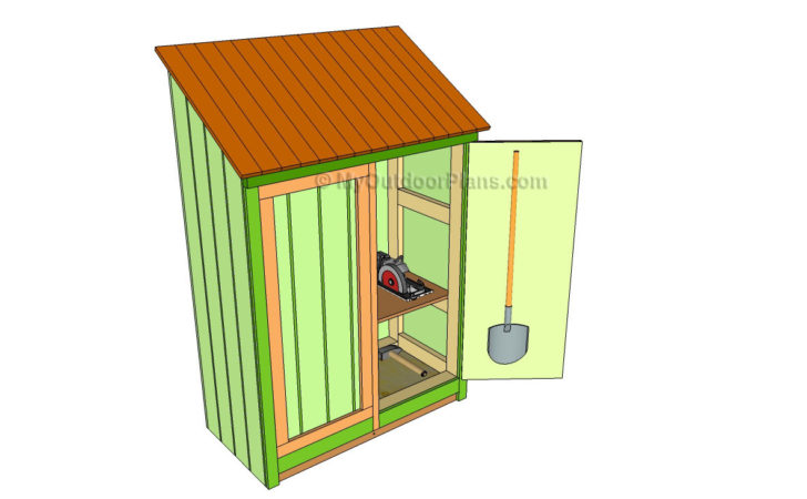 Garden Shed Designs Outdoor Plans Diy